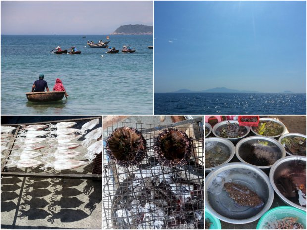 vietnam's central coast cham islands