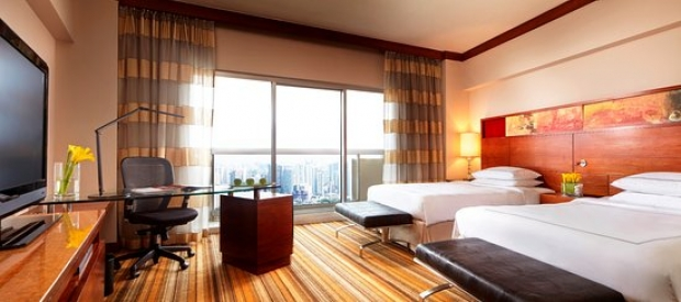 Up to 15% off Hotel Bookings in Swissotel The Stamford Hotel with HSBC Card