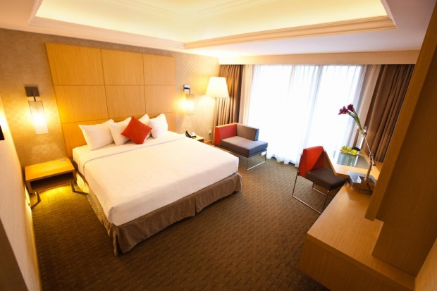 Enjoy Up to 10% Rebate in Novotel Singapore Clarke Quay with Standard Chartered Card