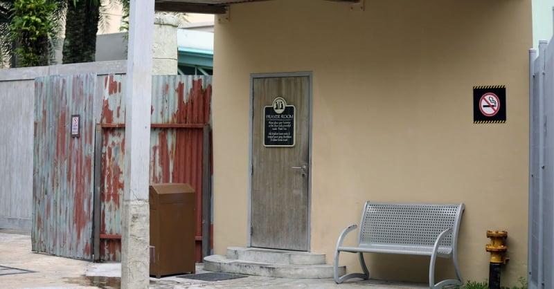 muslim tips universal studio singapore