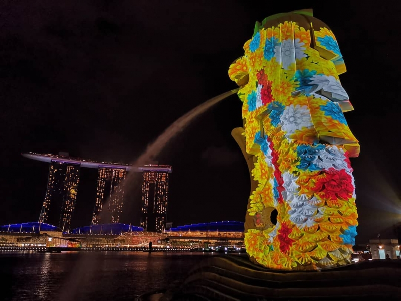 i light singapore