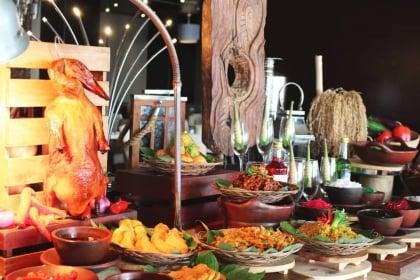 Delightful Iftar Buffet