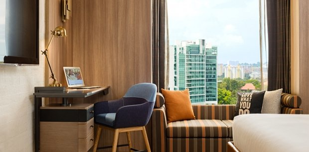 Super Value Stay with 10% Savings in Hotel Jen Tanglin