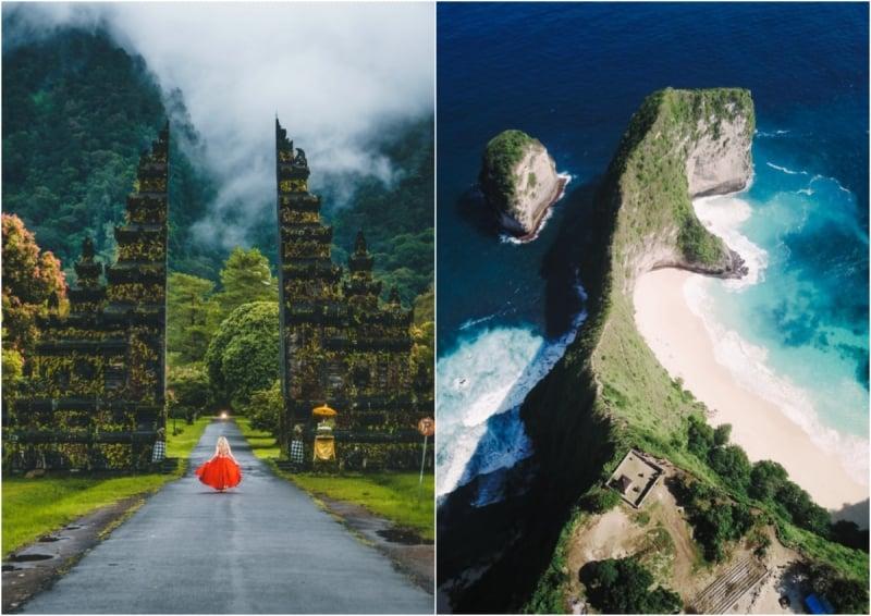 Lịch trình du lịch Indonesia