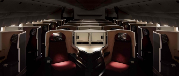 Fly to Tokyo in Business Class with Japan Airlines