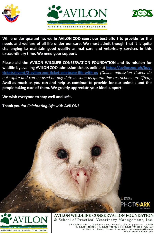help avilon zoo