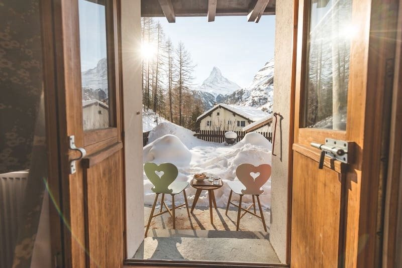 Best Airbnb in Zermatt, Switzerland
