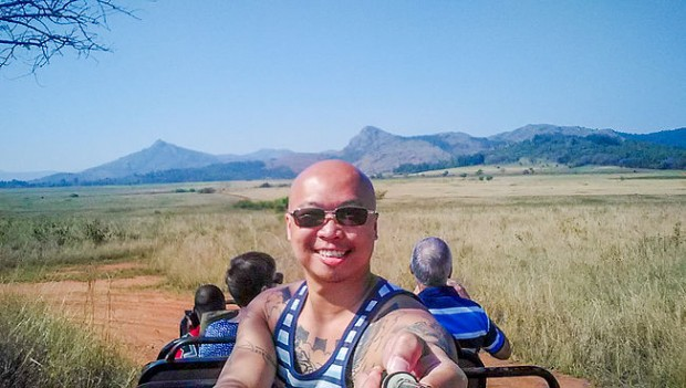 game reserve experience