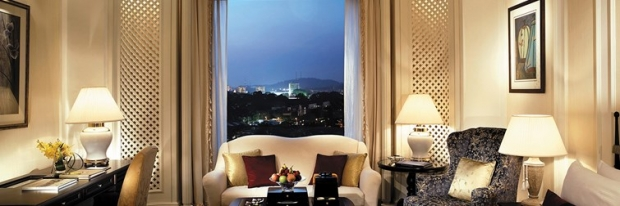 Lap of Luxury Staycation in Shangri-La Singapore from SGD1,100