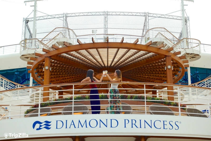 princess cruise activities