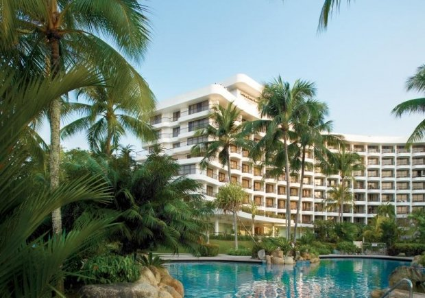Staycation Getaway in Golden Sands Resort, Penang from RM545