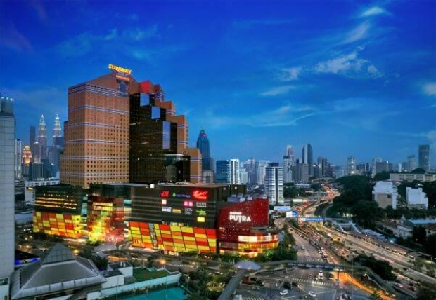 Enjoy up to 20% Savings at Sunway Putra Hotel with DBS Card