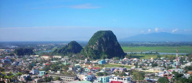 Marble Mountains vietnam's central coast