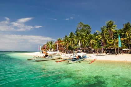 Isla Pandan Day Tour Package
