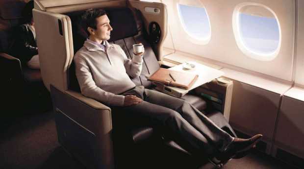 Business Class Special Fares from Singapore Airlines from SGD748