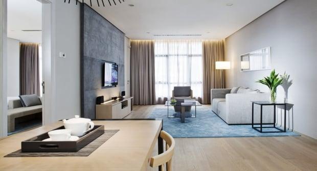 Ushering New Year 2018 In Style in Fraser Residence Kuala Lumpur