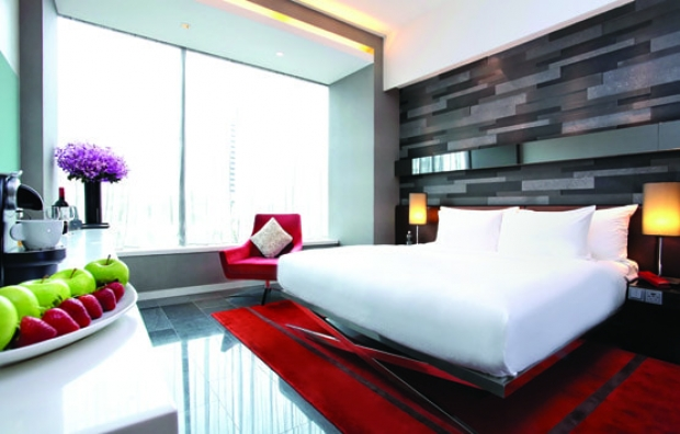 Stay Out to Stay In at Quincy Hotel with Far East Hospitality