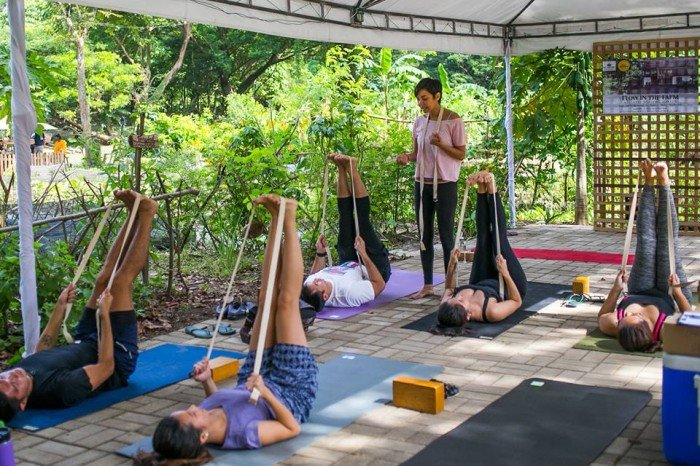 yoga retreats philippines