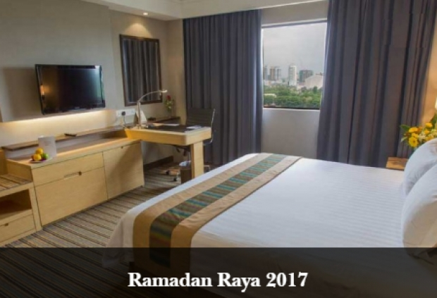 Ramadan Raya 2017 Celebration in Concorde Hotel Shah Alam from RM190