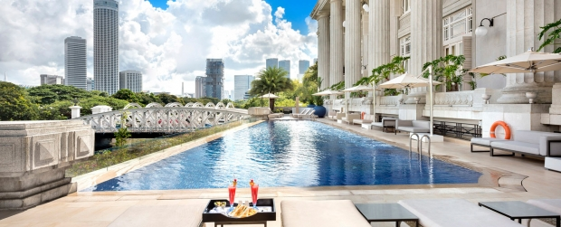 The Fullerton Hotel Singapore Prepaid Advantage Special