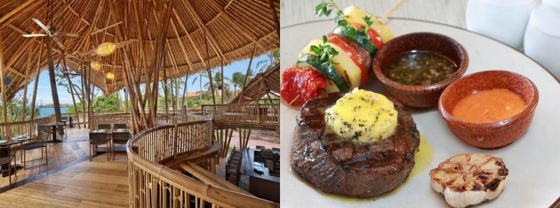 Nusa Dua Beach Hotel & Spa Tamarind Mediterranean Brasserie