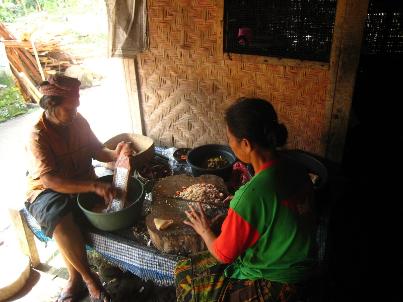 Private Balinese Cooking Experience and Garden Tour
