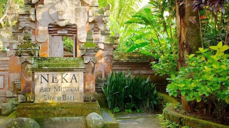 things to do in ubud: neka art museum