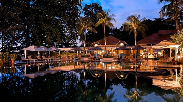 Retreat into Sanctuary at Sofitel Singapore Sentosa Resort & Spa
