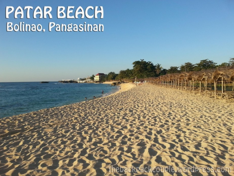 How We Spent A Weekend In Bolinao Pangasinan