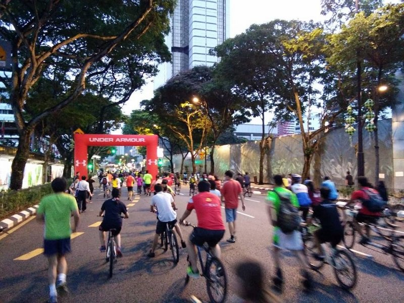Chơi gì Ở Kuala Lumpur đạp xe