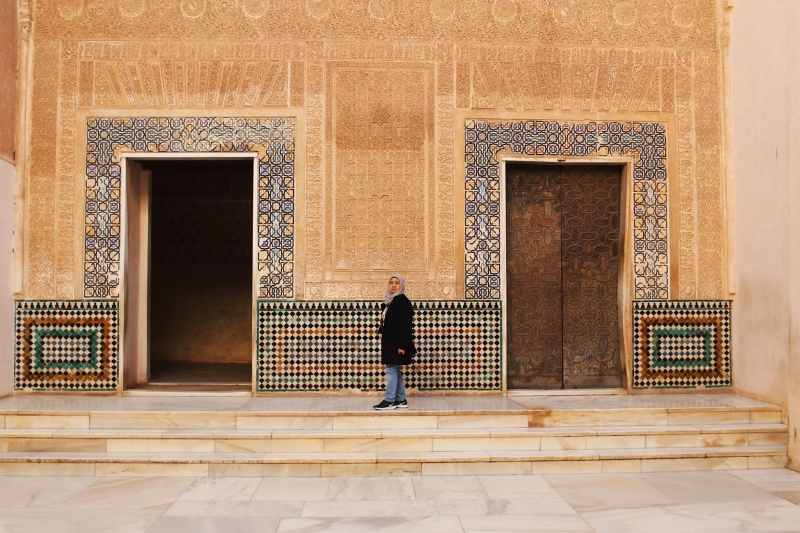 muslim travel tips spain