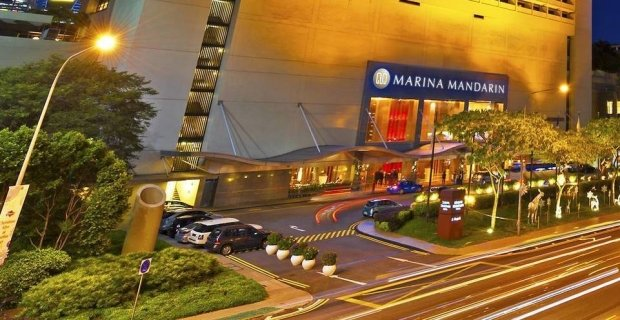 Singapore Night Race Track View Package 2019 at Marina Mandarin