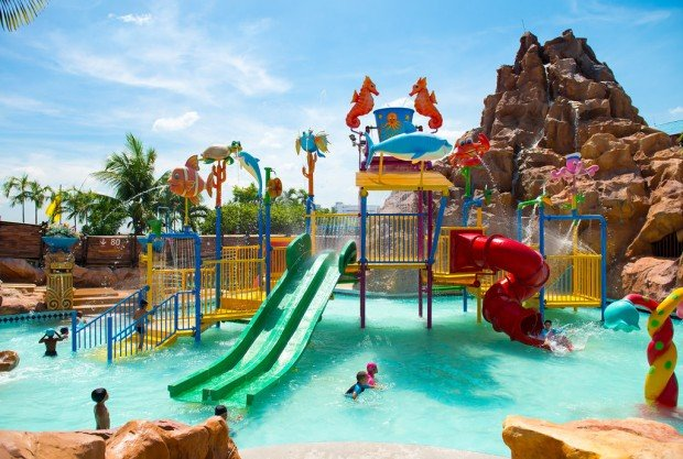 Top 12 Water Parks In Asia