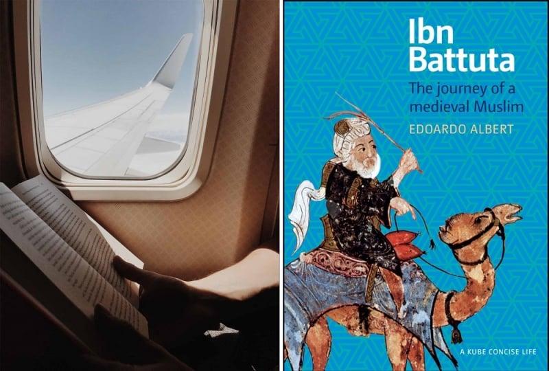 ibn battuta book flight reading