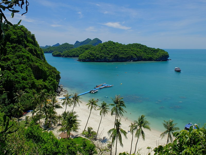 travel guide koh samui