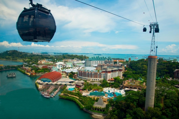 Sentosa Explore and Stay Offer with One 15 Marina