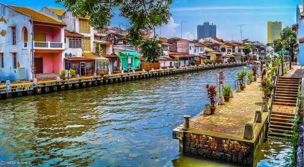 Malacca Địa điểm du lịch ở Malaysia