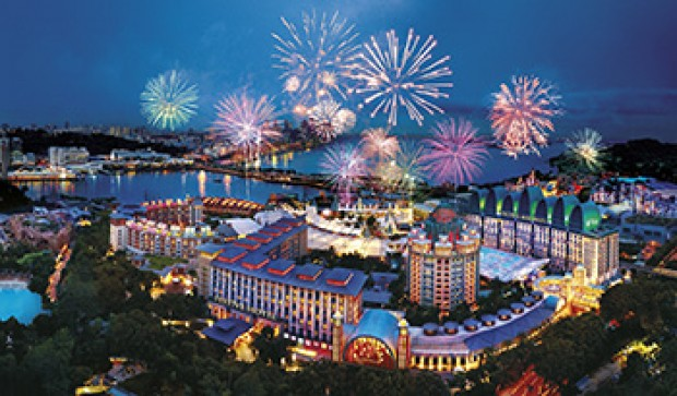 "3D2N ""Time of Your Life"" Package in Resorts World Sentosa"