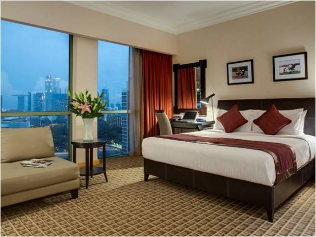 Enjoy 20% Off Room Rate at Grand Copthorne Waterfront Hotel Singapore with AMEX Card