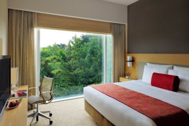 20% off Flexible Rates in Le Meridien Singapore, Sentosa with HSBC Card
