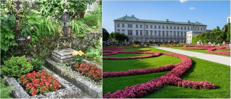 Lịch trình du lịch Trung Âu - Ngày 4: Munich → Salzburg