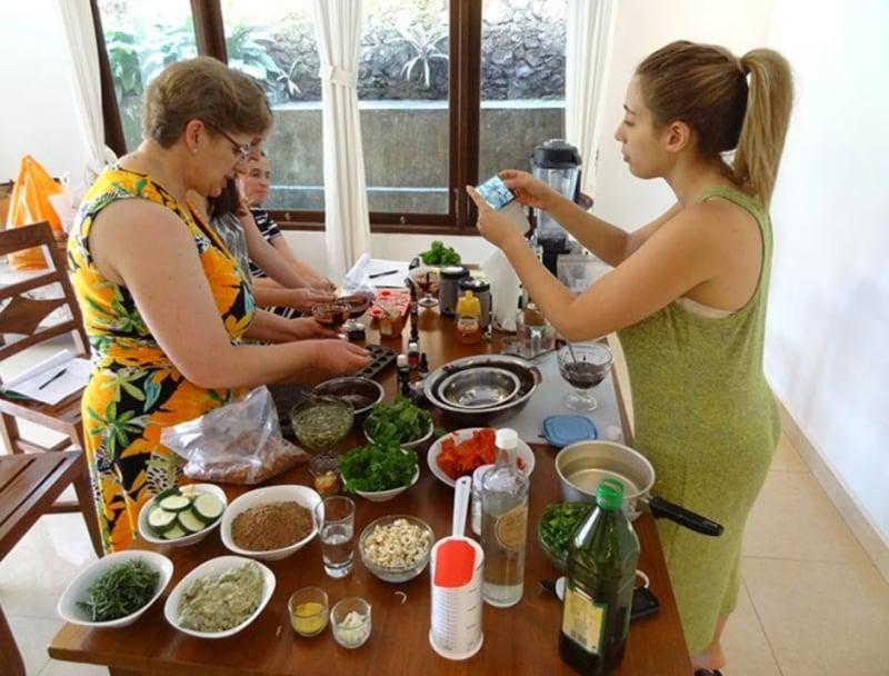 Raw Food Bali