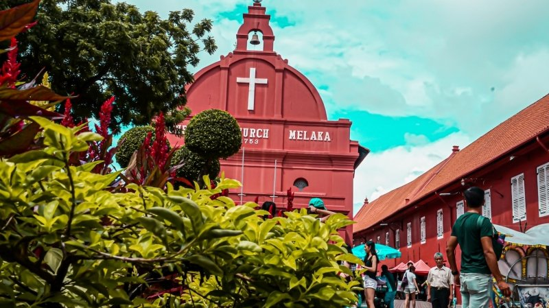 Melaka is one of the top places to visit in Malaysia