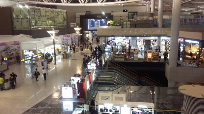 Sex service seoul airport