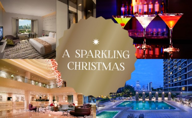 A Sparkling Christmas Staycation at Carlton Hotel Singapore