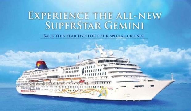 Welcome 2017 with 45% Off Cruise Rate on Star Cruises