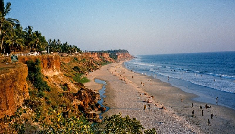 india beautiful beaches