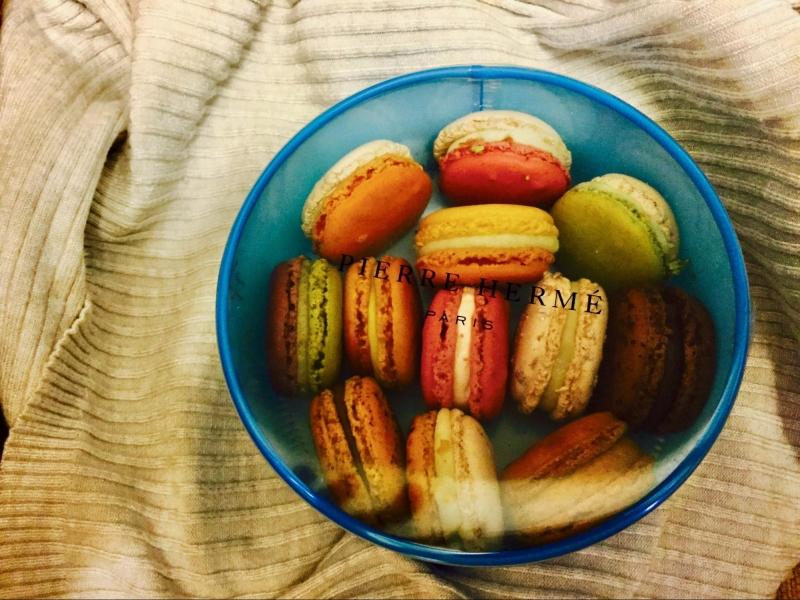 pastries in paris
