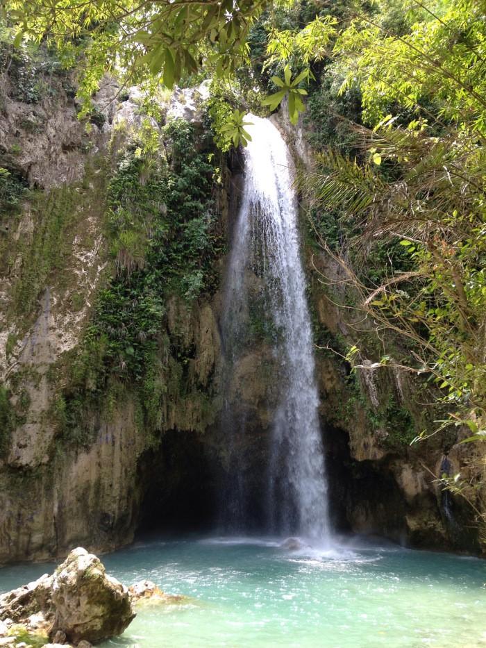 cebu chasing waterfalls