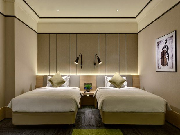 Enjoy 10% Off Rate in Aerotel Hotel, Changi with UOB Card